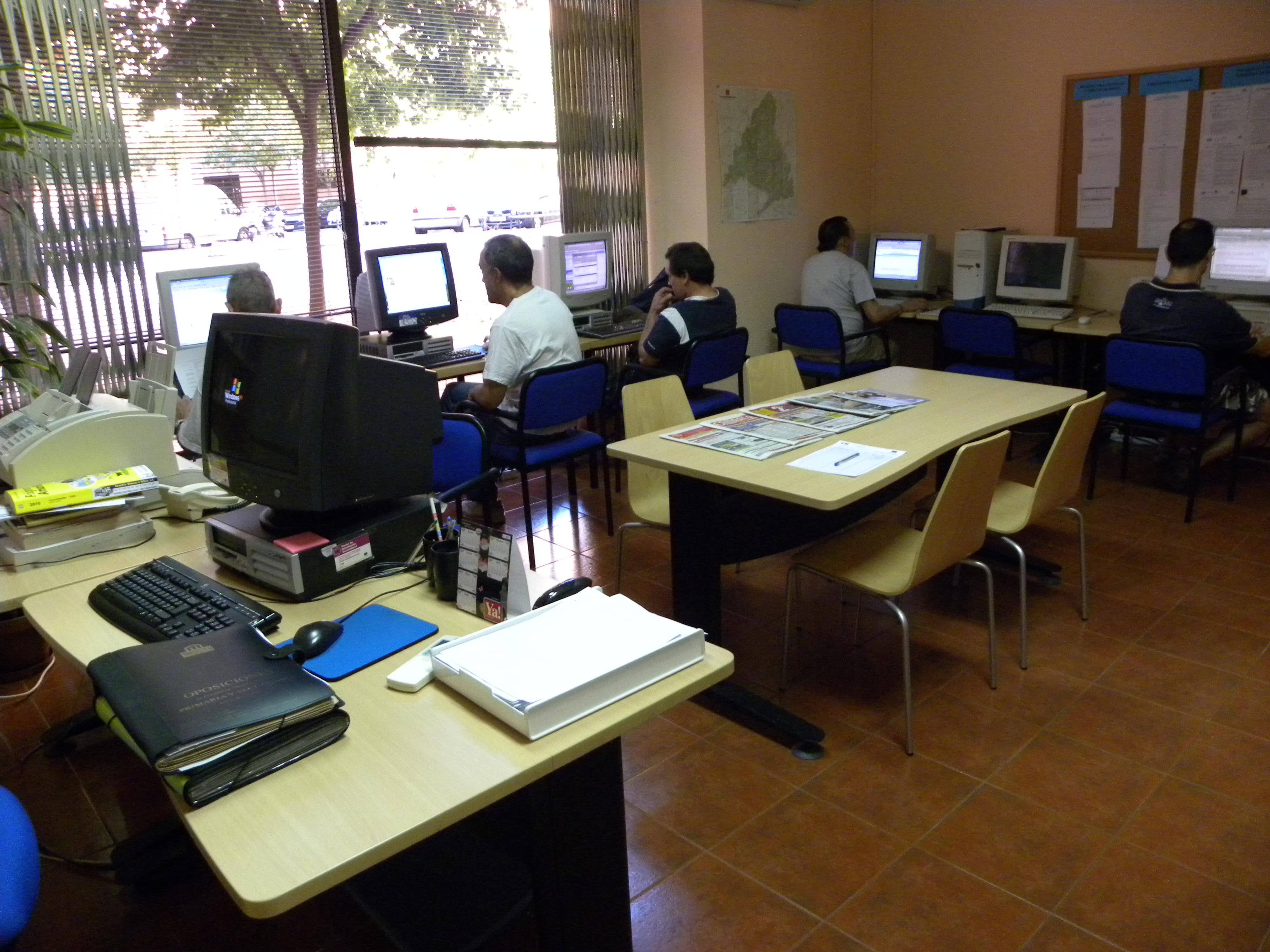 Gcs informatica y electricidad - Mantenimiento informatico madrid ...